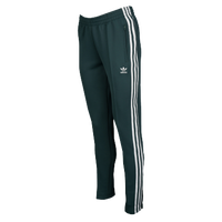 official photos e9e7f 8ee65 adidas Originals Adicolor Superstar Track Pants - Women s - Dark Green    White