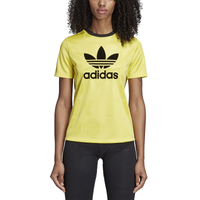 42b46b50f2cc0 adidas Originals Fashion League T-Shirt - Women's - Yellow / Black