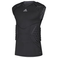adidas Alphaskin Force 5 Pad Sleeveless Top - Men's - Black