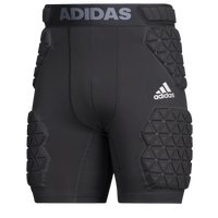 adidas Alphaskin Force 5-Pad Football Girdle - Men's - Black