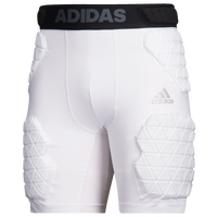 adidas Alphaskin Force 5-Pad Football Girdle - Men's - White
