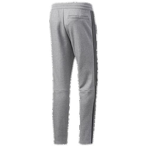 adidas Originals ST Slim Taper Track Pants - Men's Casual - Core Grey Heather CE7099