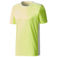 adidas Team Entrada 18 S/S Jersey - Men's - Yellow / White