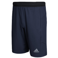 adidas Speedbreaker Tech Shorts - Men's - Navy / Black