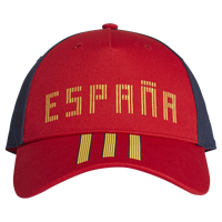 adidas 3 Stripes Cap - Spain - Red / Navy