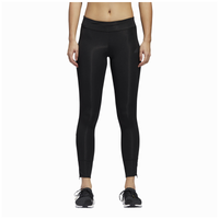 adidas Response Tights - Women's - All Black / Black