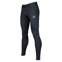 adidas ALPHASKIN Compression Tights - Men's - Black / Black