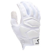 Cutters Gamer 4.0 Padded Receiver Gloves - Men's - White / Off-White