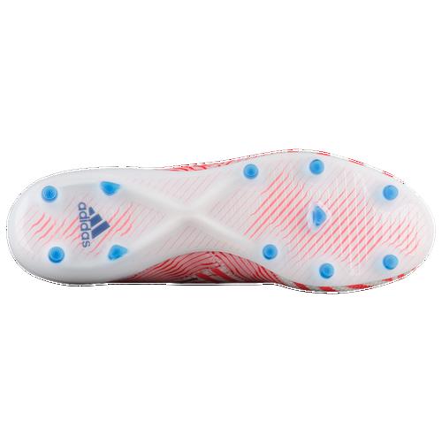 adidas Nemeziz 17.1 FG - Women's Womens Soccer Cleats - Footwear White/Mystery Ink/Easy Coral CG3393