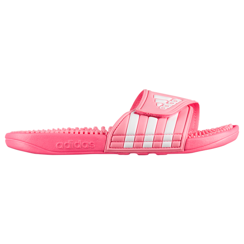 818d322e377f adidas Adissage - Women s - Casual - Shoes - Chalk Pink White