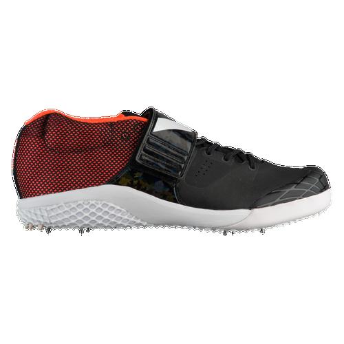adidas adiZero Javelin - Men's Core Black/Footwear White/Orange CG3836