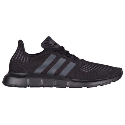 3077014f408d0f adidas Originals Swift Run - Men s - Casual - Shoes - Black Black Black