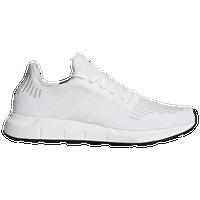 4abe24afeb49d adidas Originals Swift Run - Men s - Casual - Shoes - Grey Black White