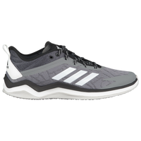 adidas Speed Trainer 4 - Men's - Grey / White