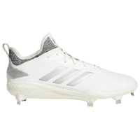 adidas adiZERO Afterburner V - Men's - White / Silver