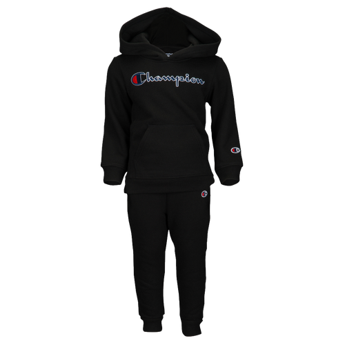 a591e6016a1b Champion Heritage 2-Piece Hoodie and Jogger Set - Boys  Toddler - Champion  - Casual - Black