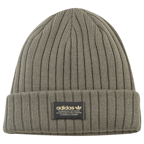 adidas Originals Wide Rib Knit Beanie - Men s - Casual - Accessories ... c097b3c78a5