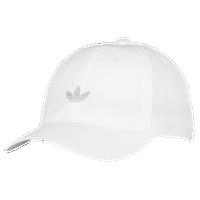 16e263e0ca5 adidas Originals Relaxed Modern II Cap - Men s - White   Silver