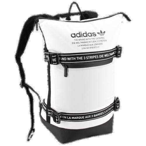 6244c8e820b00 adidas Originals NMD Backpack - Casual - Accessories - White Black
