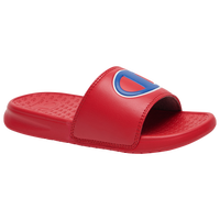 Champion IPO Slide - Boys' Preschool - Red