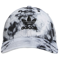 adidas Originals Relaxed Tie Dye Strapback - Women's - White