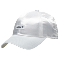 adidas Originals Relaxed Metallic Strapback - Women's - White