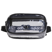 adidas Originals Clear Waistpack - Clear / Black