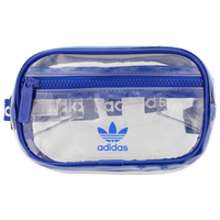 adidas Originals Clear Waistpack - Clear / Blue