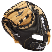 All Star Comp Catcher's Mitt - Grade School - Black