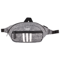 adidas Originals National 3-Stripes Waistpack - Grey / Grey