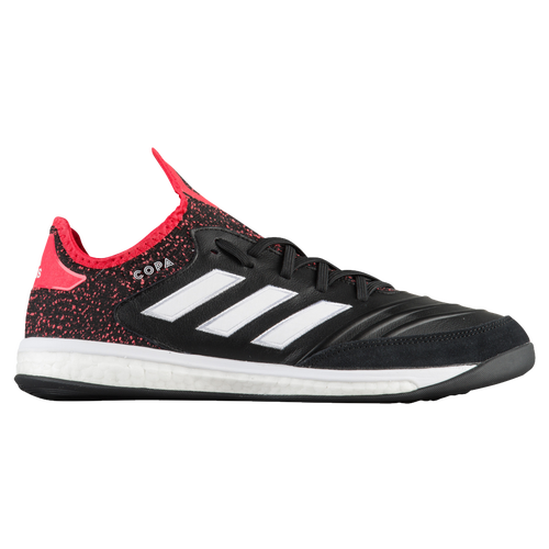 adidas Copa Tango 18.1 TR Men 's Core Black/Footwear White/Real Coral CM7668