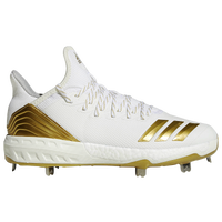 adidas Boost Icon 4 Gold - Men's - White / Gold