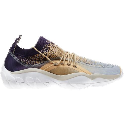 cc98599bcdca08 Reebok DMX Fusion NR - Men s - Casual - Shoes - Beige Flint Grey Purple Ink