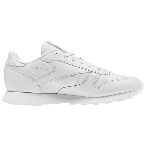 Reebok Classic Leather - Women s - Casual - Shoes - Porcelain White 9acdcc6da