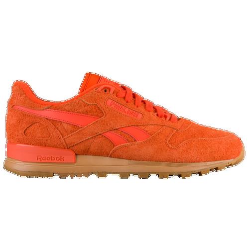 reebok 5411 sneakers. reebok classic leather 2.0 - men\u0027s orange / tan 5411 sneakers