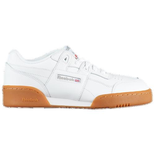 Reebok Workout Plus - Boys  Grade School - Casual - Shoes - White ... 6d7a3e7e5