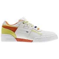 8f1f2b9a12a6c Reebok Workout Plus - Boys  Grade School - White   Orange