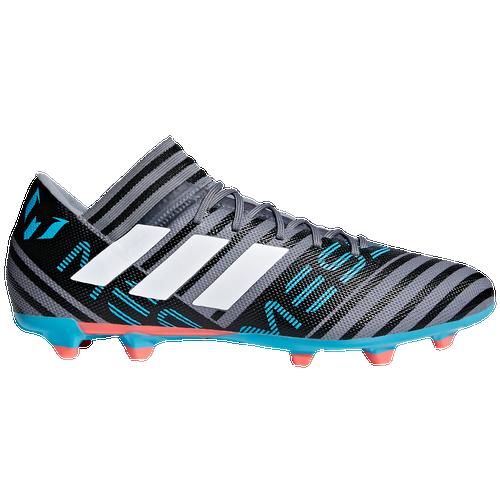 reputable site d547a c9ef5 ... adidas nemeziz 17.3 fg mens soccer shoes grey white black