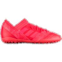 new concept 65cbd cd688 adidas Nemeziz Tango 17.3 TF - Boys Grade School - Red  Pink