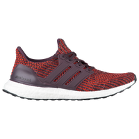 adidas ultra boost mens red  black