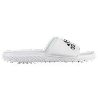 a7fa502716b4 adidas Voloomix Slide - Men s - White   Black