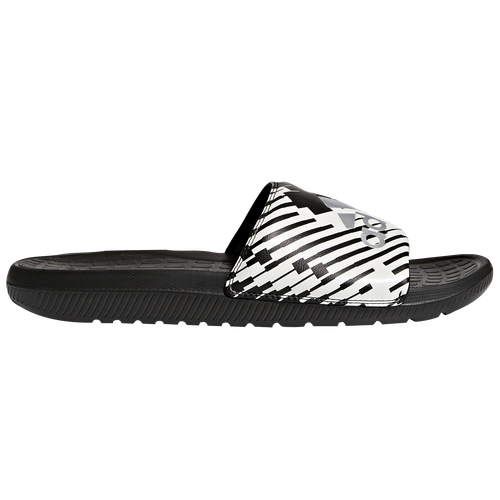 outlet store 8d743 b75f8 adidas Voloomix Slide - Mens - Casual - Shoes - BlackWhite