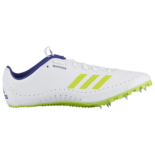 detailed look fd561 1091d adidas Sprintstar - Womens - Track  Field - Shoes - Footwear WhiteAsh  GreyReal Purple