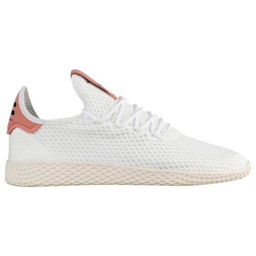 adidas Originals PW Tennis HU - Men's - Casual - Shoes - White/White/Raw  Pink