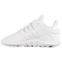 huge selection of 4e326 a116a adidas Originals EQT Support ADV - Boys Grade School - All White  White