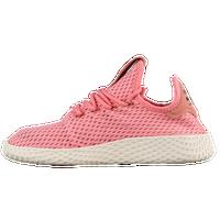 adidas Originals PW Tennis HU - Boys\u0027 Grade School - Pink / Off-White