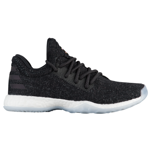 adidas Harden LS - Boys\u0027 Grade School - James Harden - Black / Black