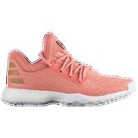 outlet store 1c718 f73c5 adidas Harden LS - Boys  Grade School - James Harden - Pink   Tan