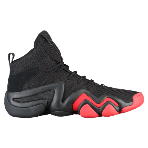 72937aa1756 adidas Originals Crazy 8 ADV Primeknit - Men s - Basketball - Shoes - Black Hi  Res Red White