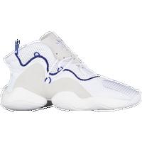 brand new 54569 d757b adidas Originals Crazy BYW - Mens - All White  White